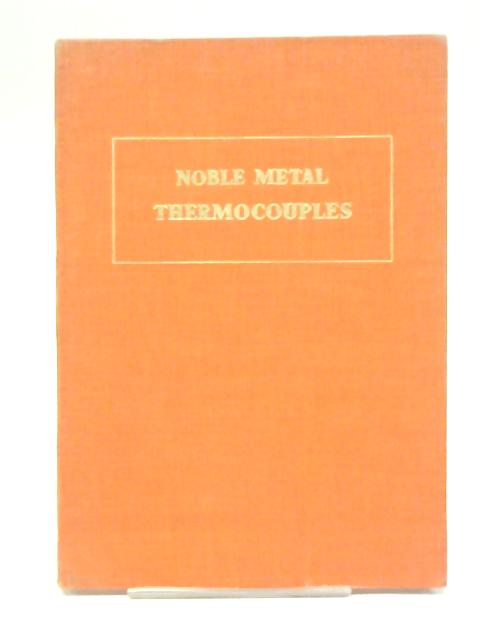Noble Metal Thermocouples By H. E. Bennett