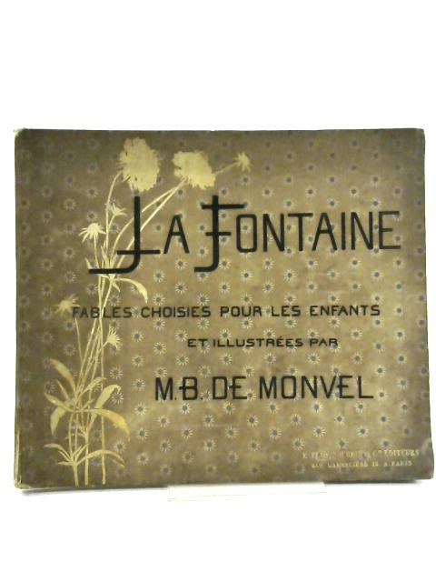 Fables Choisies Pour Les Enfants By Jean de la Fontaine