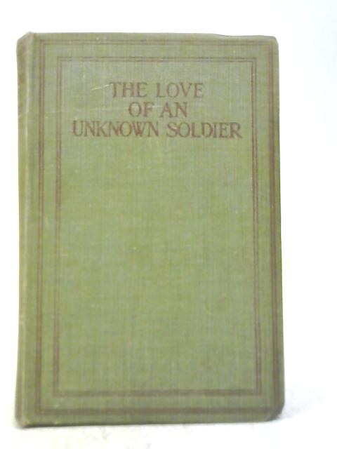 The Love of an Unknown Soldier By Anon