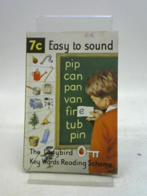 Easy to Sound (7C) By W. Murray