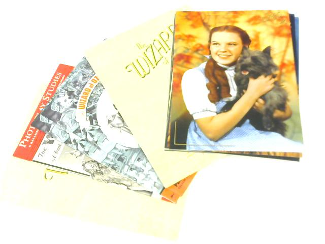 The Wizard of Oz Collector's Treasury 1939 Promotional Portfolio and Kodachrome Portfolio By Unstated