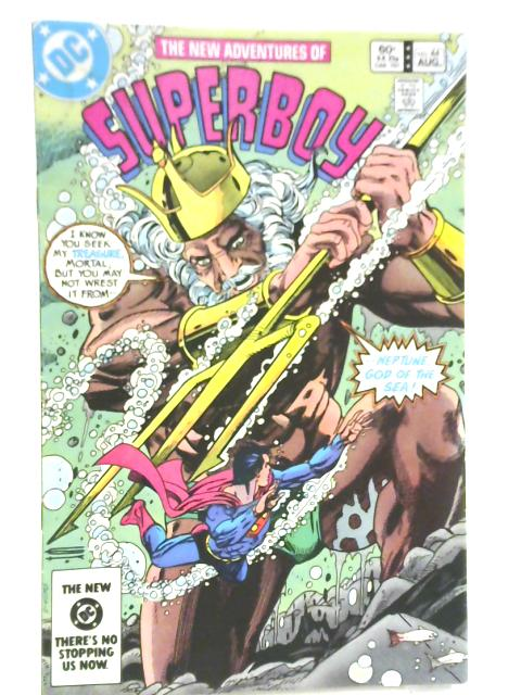 The New Adventure of Superboy Vol 4 No 44 August 1983
