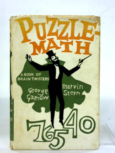 Puzzle-Math By George Gamow