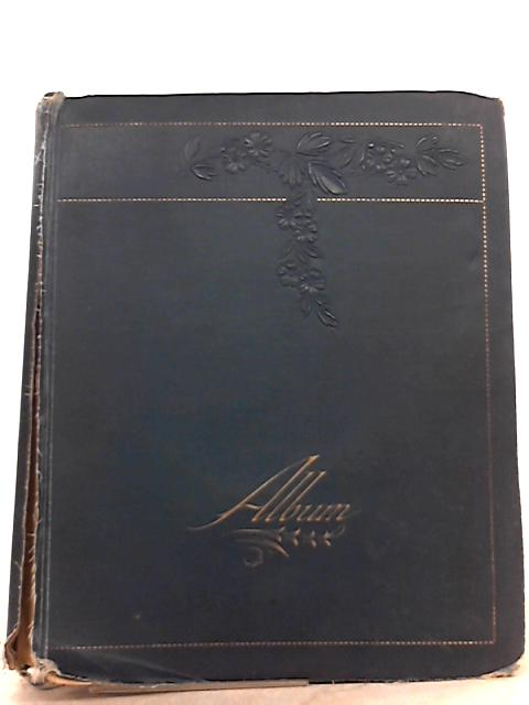 C1930s Photo Album containing family members in Nazi army uniforms