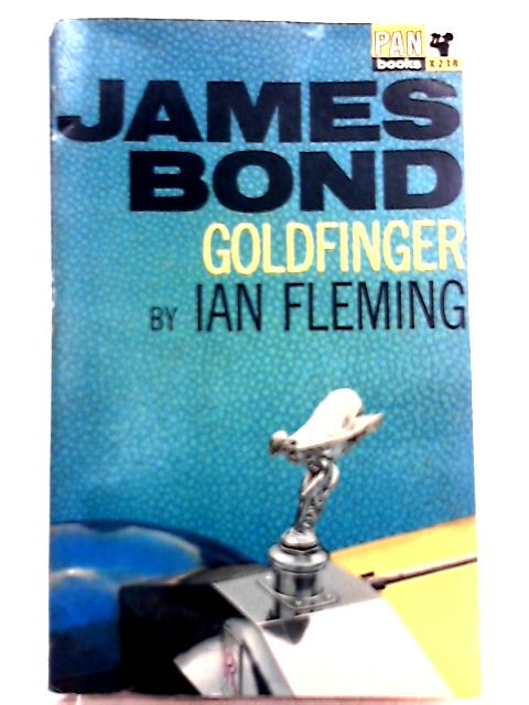 Goldfinger By Pan
