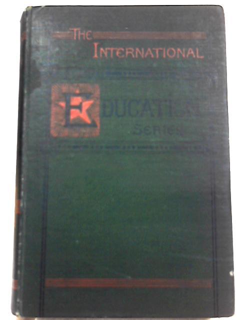 The Education of Man By Friedrich Froebel