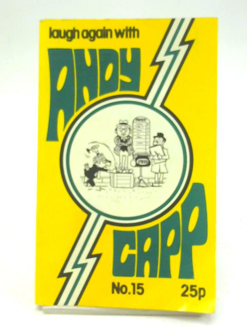 Laugh Again with Andy Capp #16 By Reg Smythe