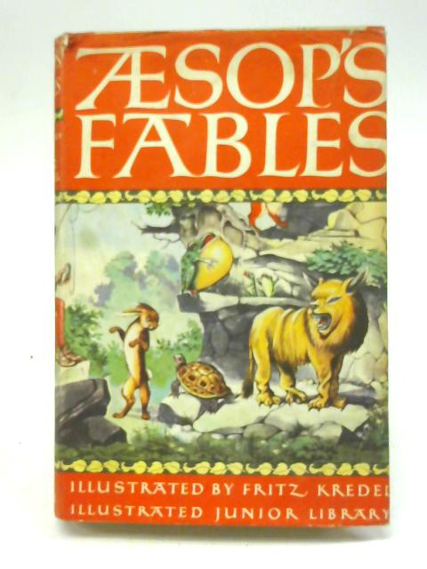 Aesop's Fables. By No Author.