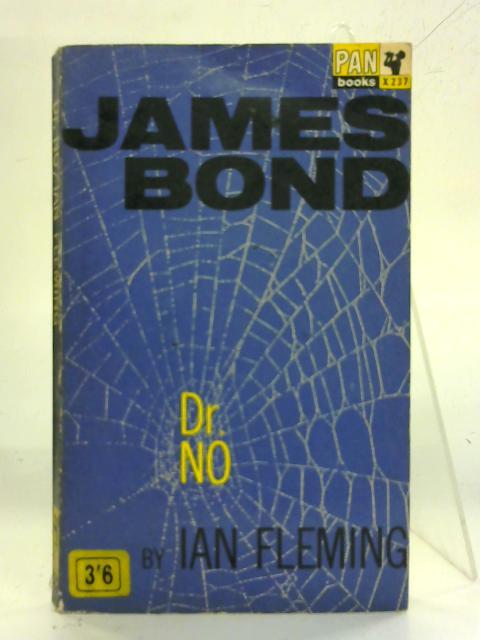 Dr. No - Pan Books X237 James Bond 007 By Ian Fleming