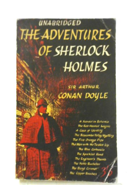The Adventures of Sherlock Holmes By A. Conan Doyle