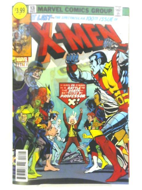 X-Men Gold No.13 Dec 2017