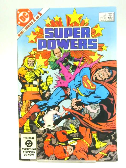Super Powers Mini Series 2 of 5 Aug 1984 By Unstated