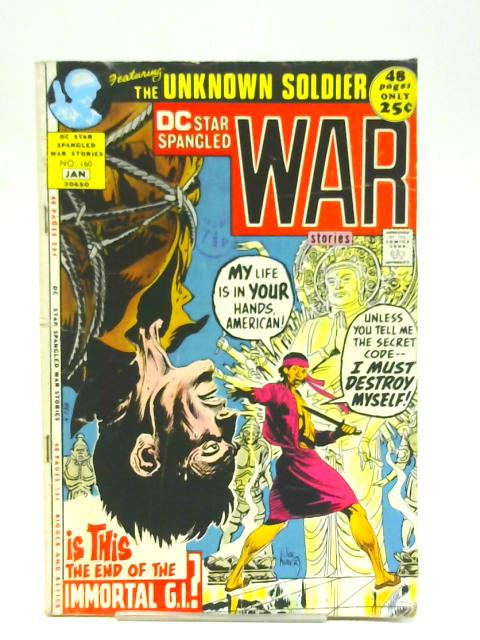 DC Star Spangled War Stories Volume 20 Number 160 January By multiple
