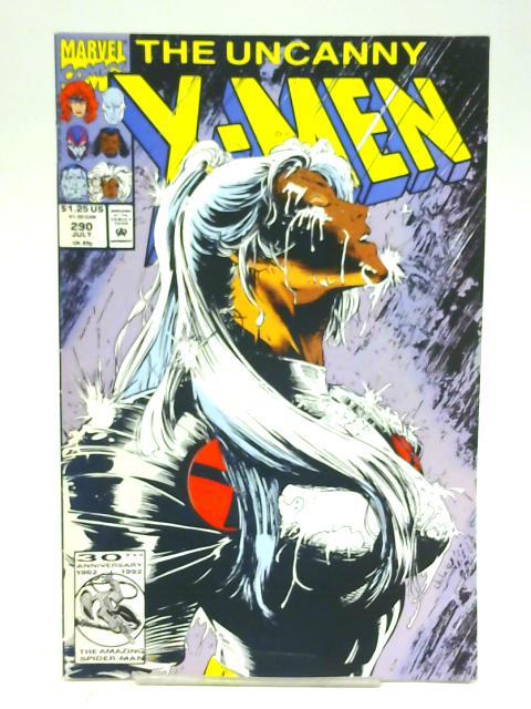 The Uncanny X-Men, Vol. 1, No. 290 By Marvel Comics