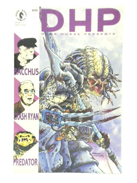Dark Horse Presents # 46 By Dark Horse