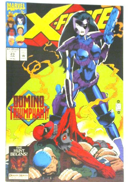 X-Force Vol 1 # 23 By Marvel Comics