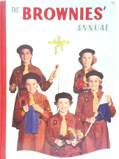 The Brownies' Annual By Girl Guides Association