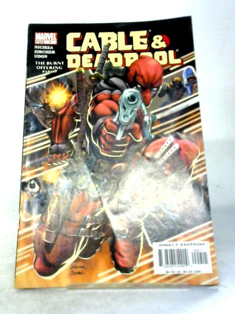 Cable & Deadpool #9 By Fabian Nicieza et al