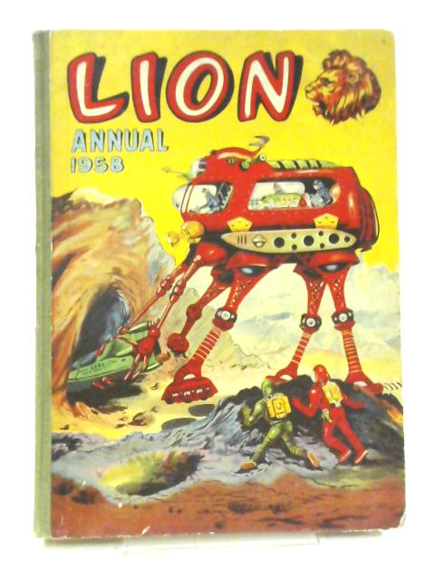 Lion Annual 1958 By Various