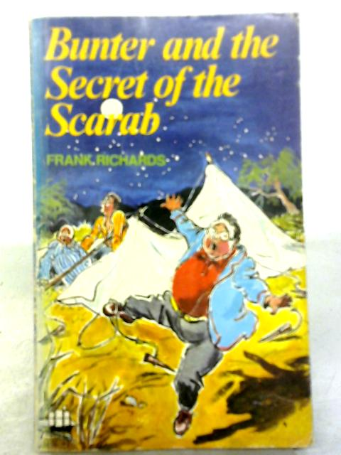 Bunter and the Secret of the Scarab (Armada) By Frank Richards