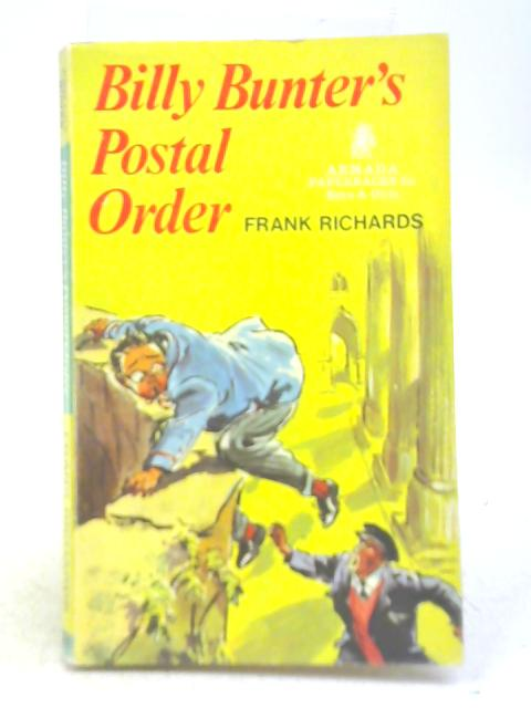 Billy Bunter's Postal Order By Frank Richards