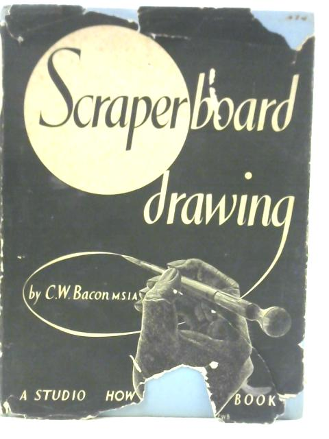 Scraperboard Drawing By Cecil Walter Bacon