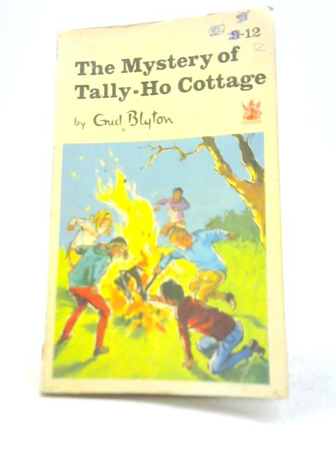 Mystery of Tally-Ho Cottage By Enid Blyton