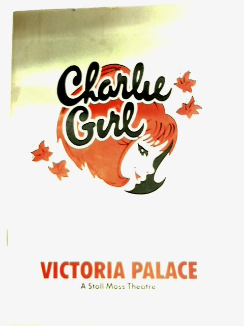 Charlie Girl Victoria Palace Theatre Programme