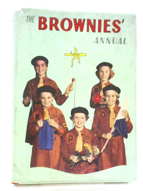 The Brownies Annual By Anon