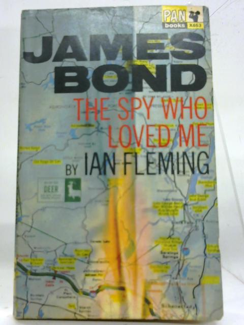 The Spy Who Loved Me. Pan Books No: X653. By Ian Fleming
