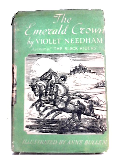 The Emerald Crown By Violet Needham