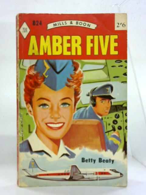 Amber Five. by Betty Beaty