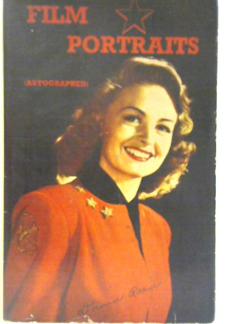 Film Portraits - Autographed By Various