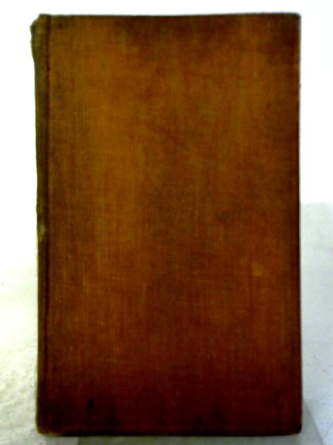 An Anthology Of English Prose From Bede To R. L. S. By Various