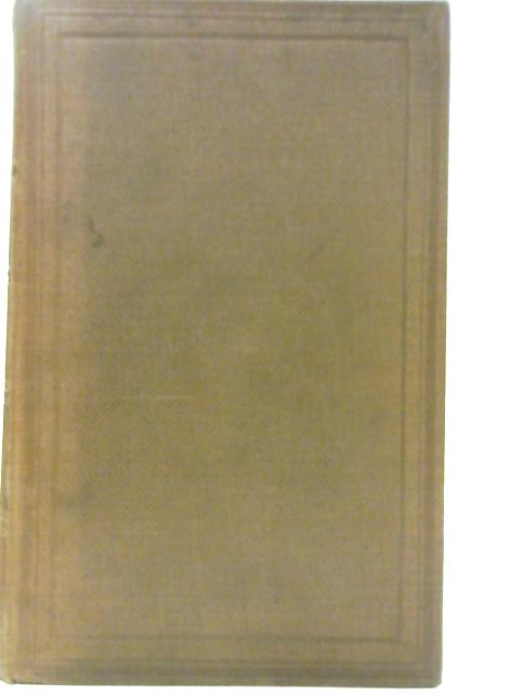 A Synomic Catalogue of Orthoptera Vol.II By W.F. Kirby