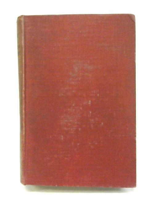A History Of American Literature Volume 1 by Edited by W. P. Trent et al