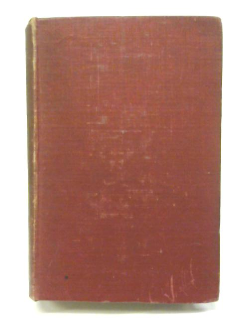 A History of American Literature Volume II (Two) 2 (of 3) by W. P. Trent and others