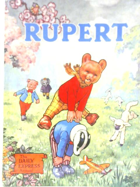 Rupert Annual 1958 By Various