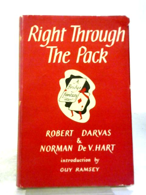 Right Through The Pack By Robert Darvas