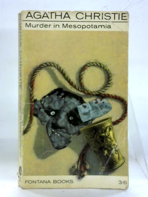 Murder in Mesopotamia. By Agatha Christie