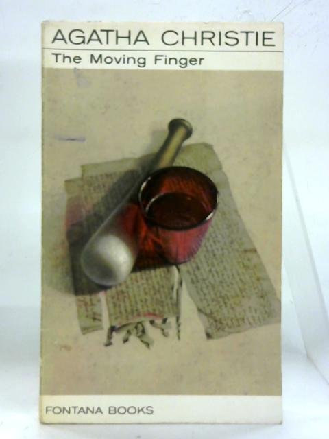 The Moving Finger. By Agatha Christie