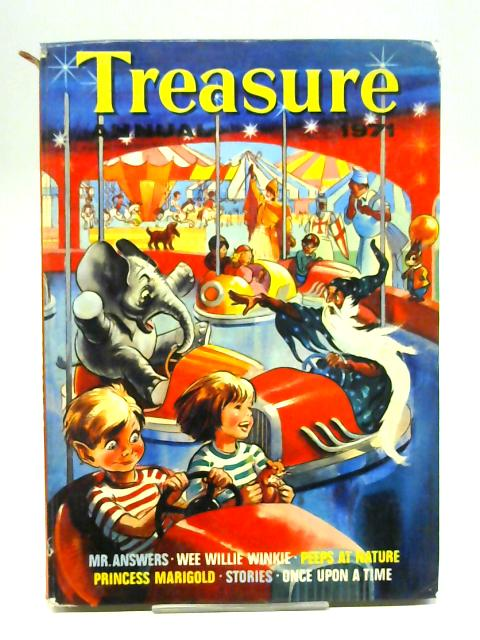 Treasure annual 1971 By Unstated