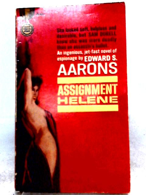 Assignment Helene By Edward S. Aarons