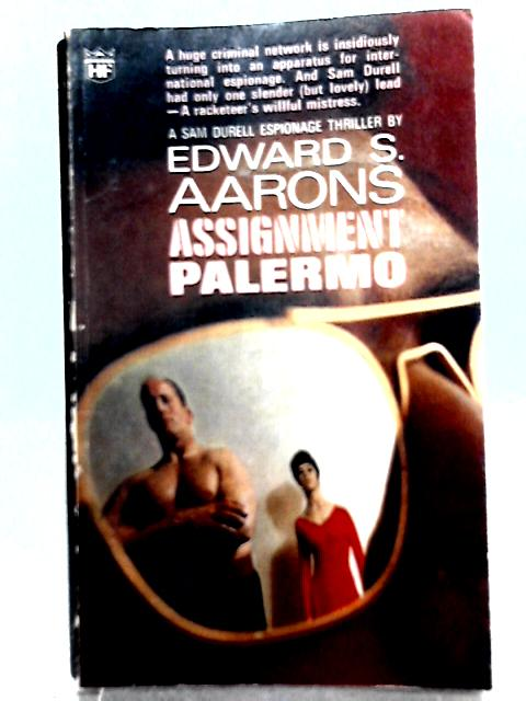 Assignment Palermo By Edward S. Aarons