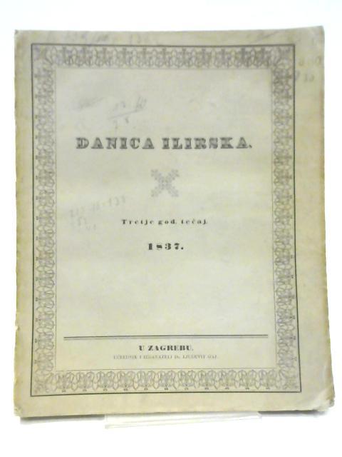 Danica Ilirska, Tretje God. Tecaj 1837