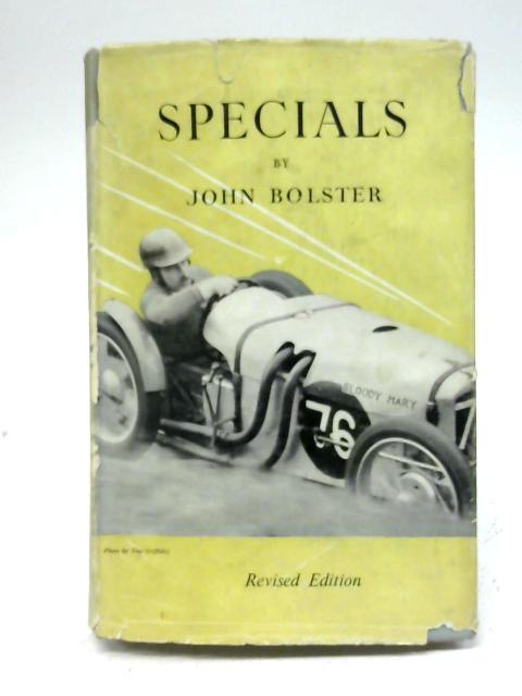 Specials By John Bolster