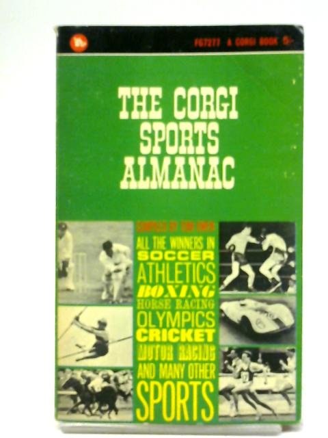 The Corgi Sports Almanac By Tom Owen (compiled by)