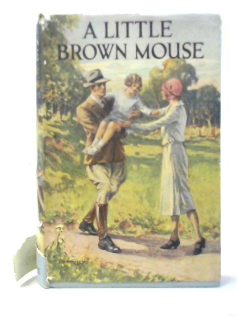 A Little Brown Mouse By Madame Albanesi