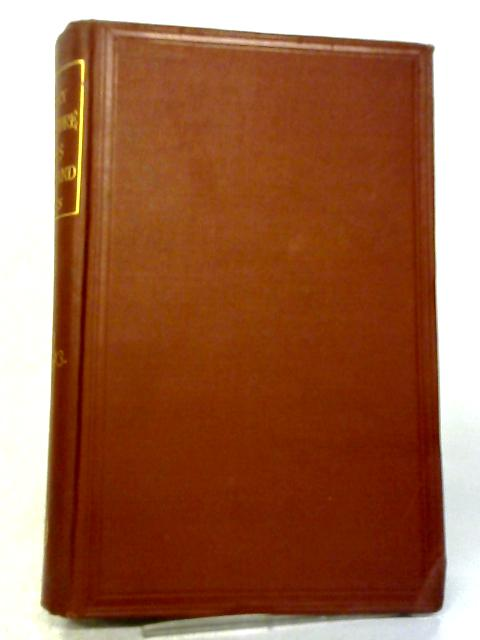 A History of Agriculture and Prices in England, Vol. VII Part I By Rogers