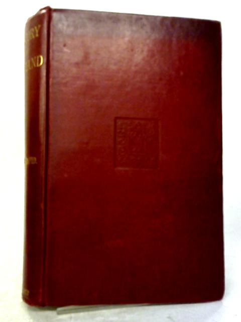 A Popular History of England from the Earliest Period to the Summer of 1903 By H.W. Dulcken